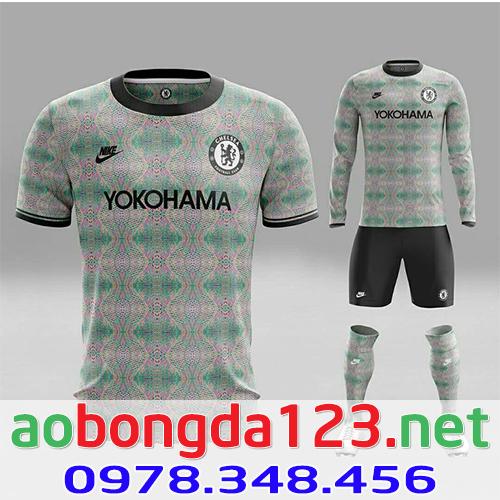 Áo Chelsea sân khách 2 2019-2020