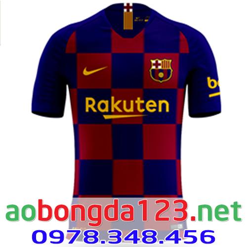 Áo Barcelona sân nhà 2019-2020