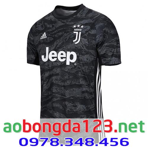 Áo Juventus sân khách 2019-2020