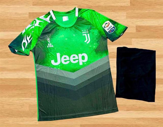 Áo Bóng Đá Câu Lạc Bộ Juventus Fantasy 1