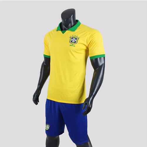 áo đội tuyển brazin 2020