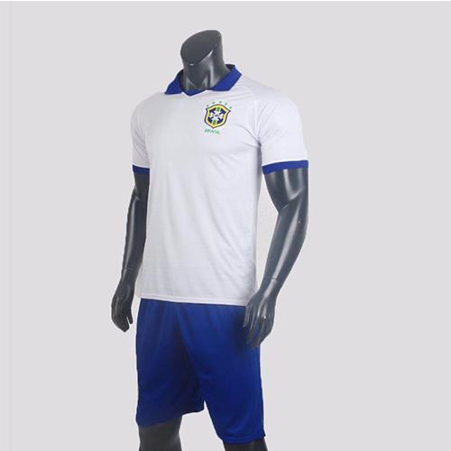 áo đội tuyển brazin sân khách 2020