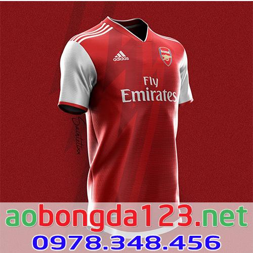 Áo Arsenal sân nhà 2019-2020