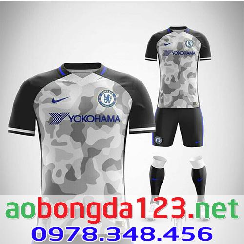 Áo Chelsea sân khách 2019-2020
