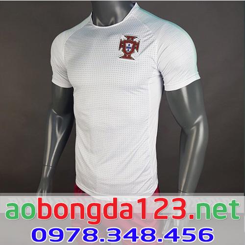 Áo Bóng Đá Đội Tuyển Bồ Đào Nha 2018 - Sân Khách 1