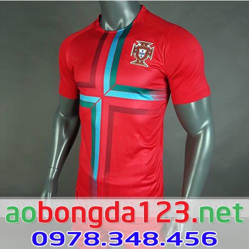Áo Bóng Đá Đội Tuyển Bồ Đào Nha 2018 - Sân Nhà