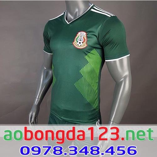 Áo Bóng Đá Đội Tuyển Mexico 2018 - Sân Nhà