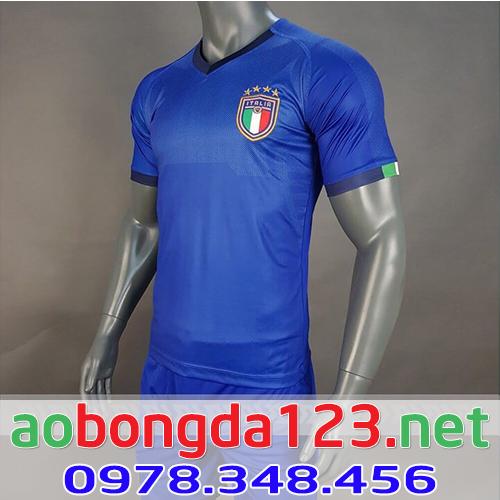 Áo Bóng Đá Đội Tuyển Italia - Sân Nhà