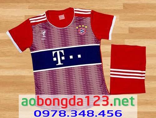 Áo Bóng Đá Câu Lạc Bộ Bayern Munich Fantasy 2