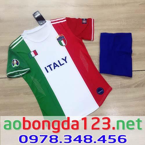 Áo Bóng Đá Đội Tuyển Italia Fantasy 1