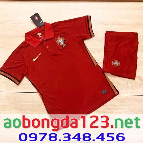 Áo Bóng Đá Đội Tuyển Bồ Đào Nha Sân Nhà 2021