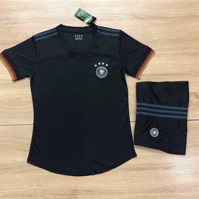 Áo Bóng Đá Đội Tuyển Đức Sân Khách 2021