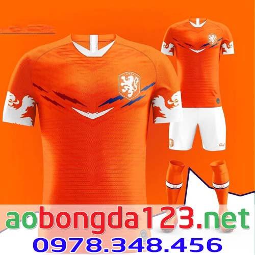 Áo Bóng Đá Đội Tuyển Hà Lan Sân Nhà