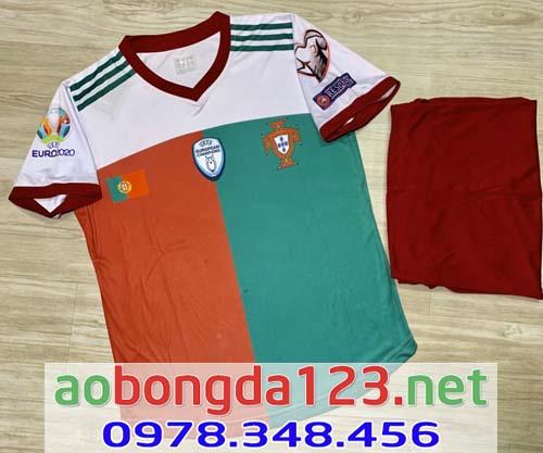 Áo Bóng Đá Đội Tuyển Bồ Đào Nha Sân Nhà